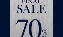 Royal Ivy Regatta End of Season Sale