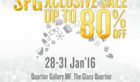 SFG Xclusive Sale Fashion Destination