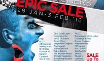 Siam On 3rd Thai Designers Epic Sale