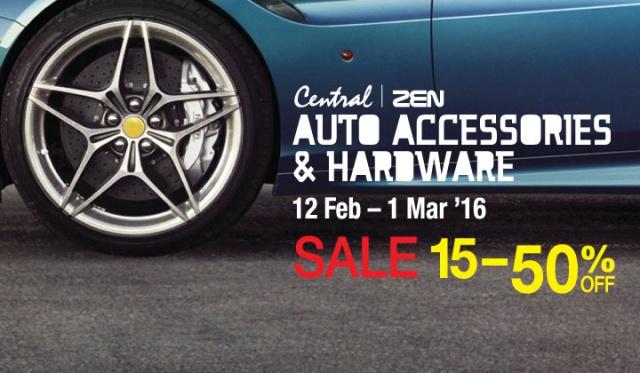 Central - ZEN Auto Accessories & Hardware Sale
