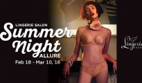 Lingerie Salon Summer Night Allure