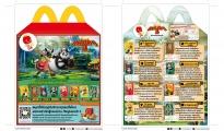 McDonald's Happy Meal Kung Fu Panda 3