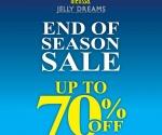 Melissa Jelly Dreams End Of Season Sale