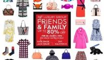 PAT Luxury Group Friends & Family Sale