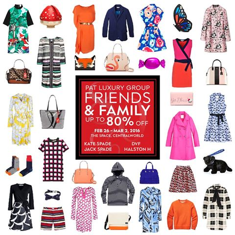 PAT Luxury Group Friends & Family Sale
