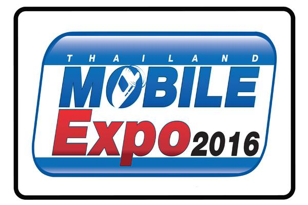 Thailand Mobile Expo 2016