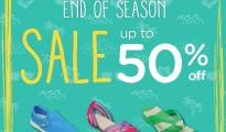 CROCS End of Season Sale