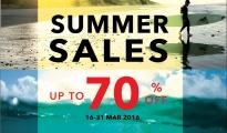 Nixon Summer Sales
