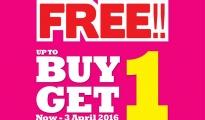 PLAYBOY Buy 1 Get 1 FREE
