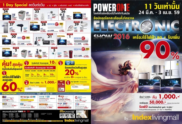 Powerone Electronic Show 2016 2