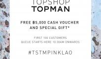TOPSHOP TOPMAN pinklao