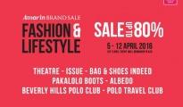 "Amarin Brand Sale ""Fashion & Lifestyle Sale"""