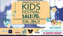 Amarin Brand Sale- Kids Festival 2016