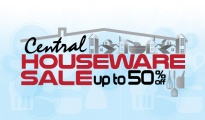 Central Houseware Sale