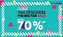 Central THAI DESIGNERS THE BIG FAB SALE