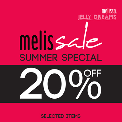 MELISSA Summer Special Sale 2