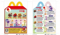 McDonald's Happy Meal My Little Pony and ChoroQ