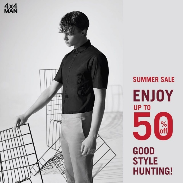 4x4MAN Summer Sale