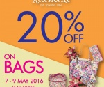 Accessorize Bags on sale