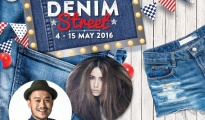 "Fashion Island ""Denim Street 2016"""