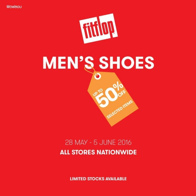 Fitflop Men's Shoes Sale