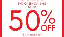 GUESS End of Season Sale