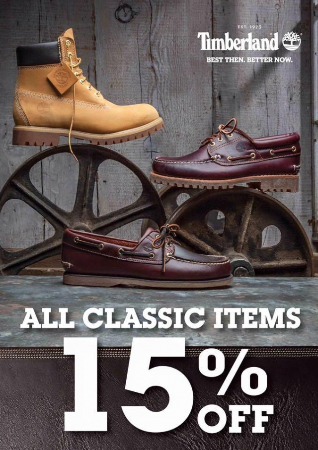 Timberland All Classic items