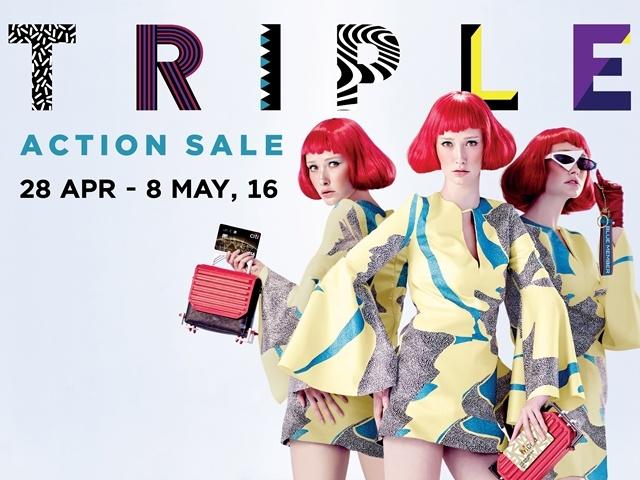 Triple Action Sale  1