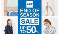 AIIZ End of season SALE