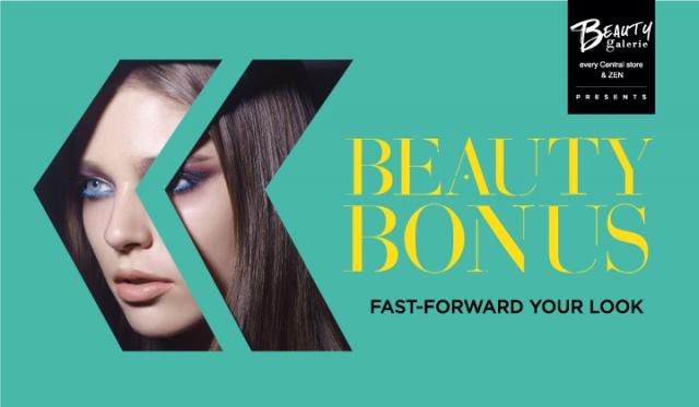 Beauty Galerie presents Beauty Bonus