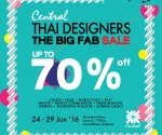 "Central Thai Designers ""The Big Fab Sale"""