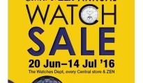 Central _ ZEN Annual Watch Sale 2016
