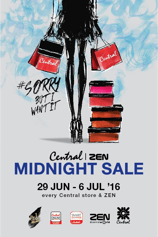 Central|ZEN Midnight Sale 2016