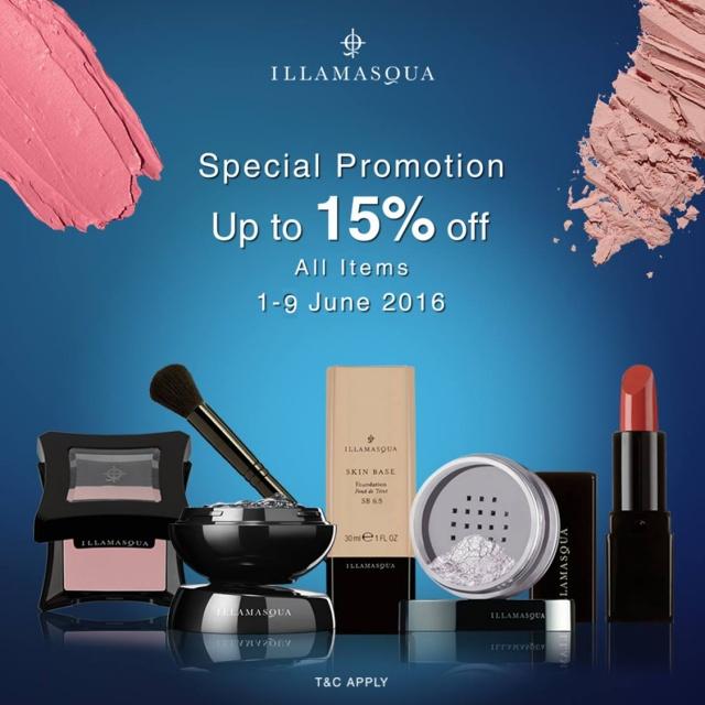 Illamasqua Special Promotion