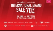 International Brand Sale