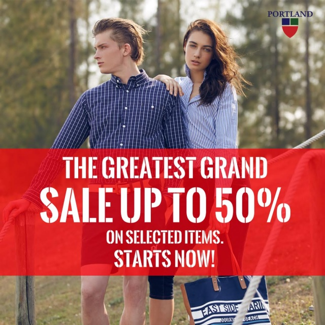 Portland The Greatest Grand Sale