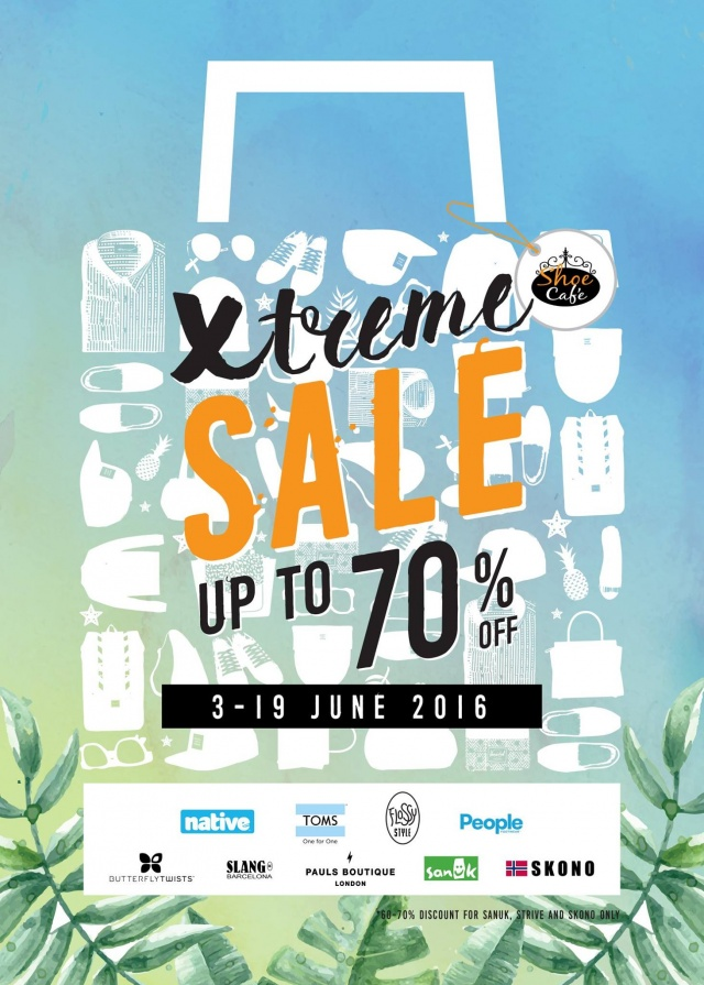 Shoe cafe Xtreme Sale