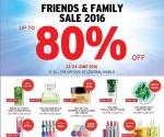 The Body Shop Friends & Family Sale 2016