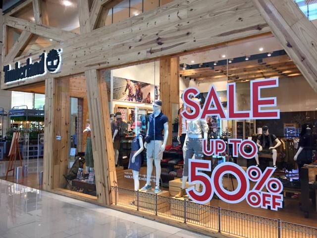 Timberland End of Season Sale
