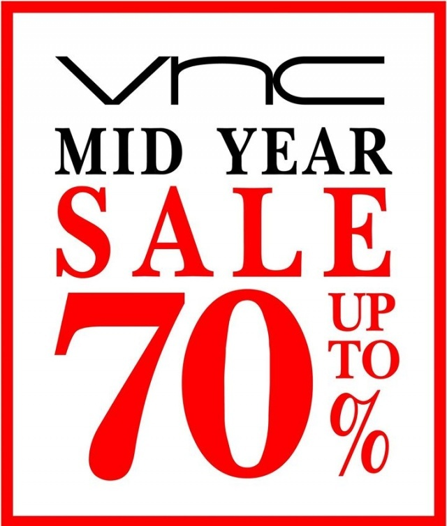 VNC Mid Year Sale 2016