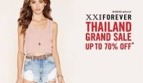 XXI FOREVER Thailand Grand Sale