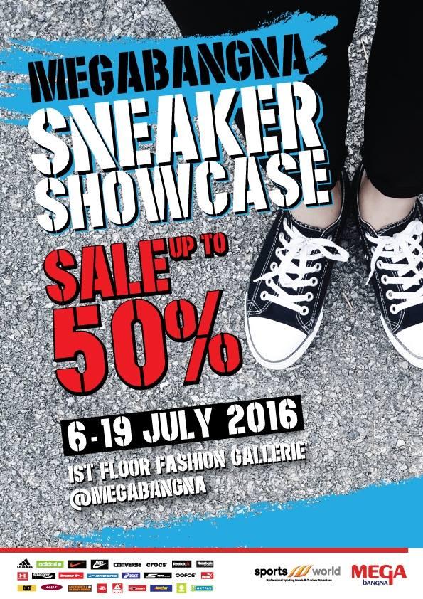 Mega Bangna Sneaker Showcase