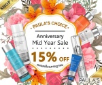 Paula's Choice Anniversary Mid Year Sale
