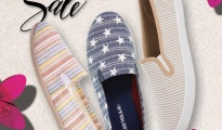 Payless ShoeSource Canvas Sale