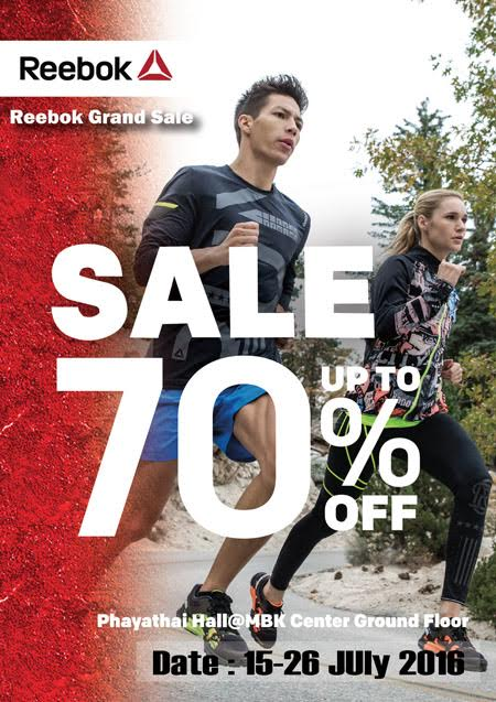 Reebok Grand Sale