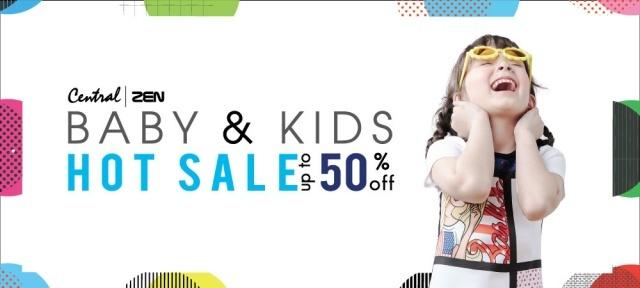 Central I ZEN Baby & Kids Hot Sale 2016