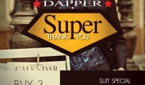 DAPPER SUPER Thank you