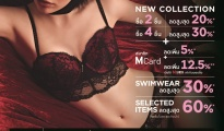 LINGERIE SALON- SAXY SALE