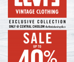 Levi's Vintage Clothing SALE