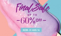 cmgLUXE Finale Sale